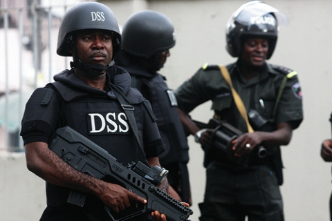 Nigerian National Security Forces to protect people against national threats