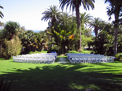 Santa Barbara Zoo Weddings