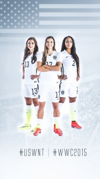 The US National team is ready for the World Cup in Canada. A victory would mean the third World Cup win.