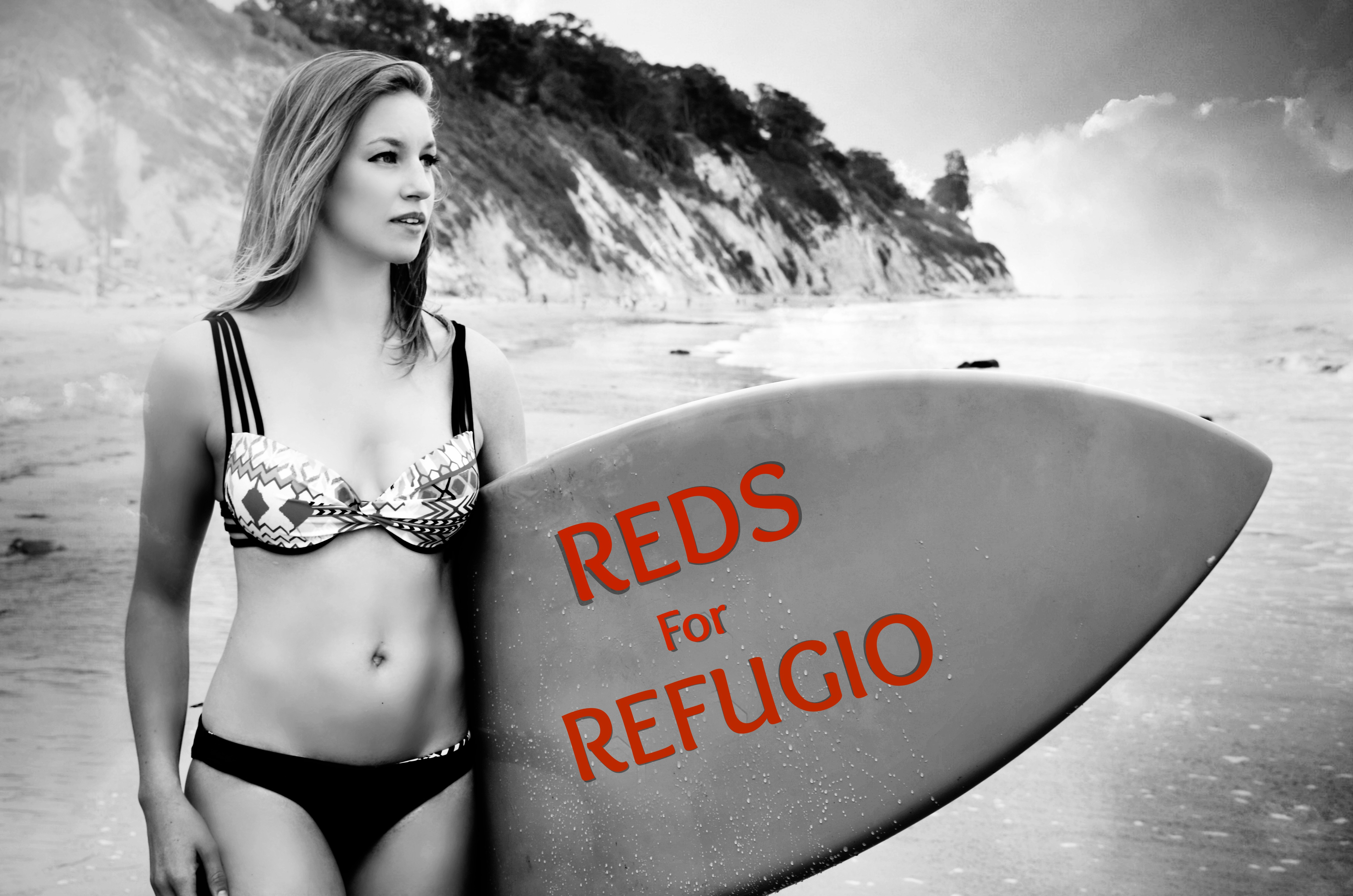 "Photo shoot for the upcoming fundraiser ""Reds for Refugio"" Sunday June 7th! -Kari Jensen Photo By: Kari Jensen"