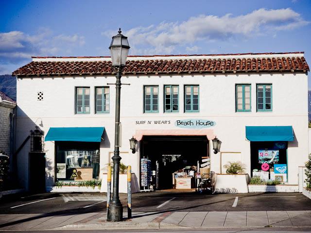 Beach House Surf Shop Santa Barbara