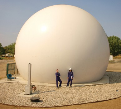 NBB-Methane-Bubble