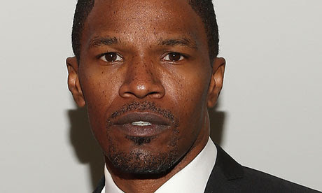 Actor and Musician Jamie Foxx.