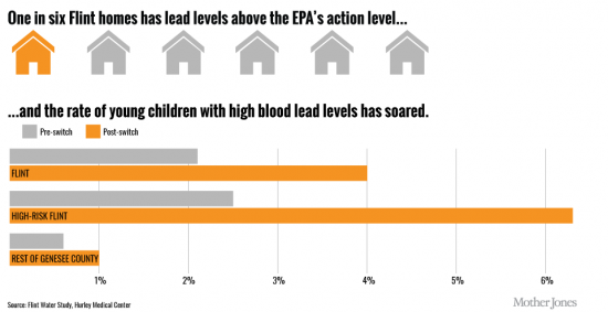 Household Lead Levels