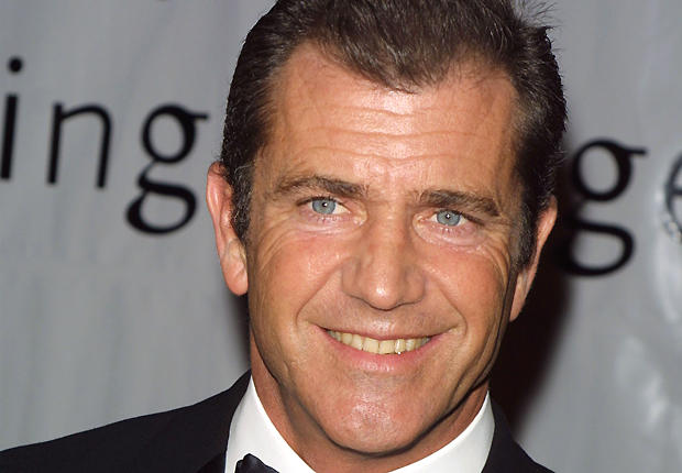 Actor, Producer, and Director, Mel Gibson.