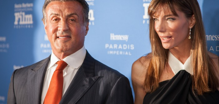 Sylvester Stallone, Montecito Award Honoree – 31st Santa Barbara International Film Fest