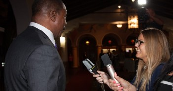 Interviews with Sylvester Stallone and Carl Weathers at SBIFF