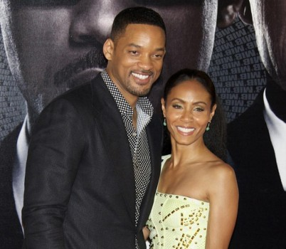 Actor and Actress Will and Jada Smith