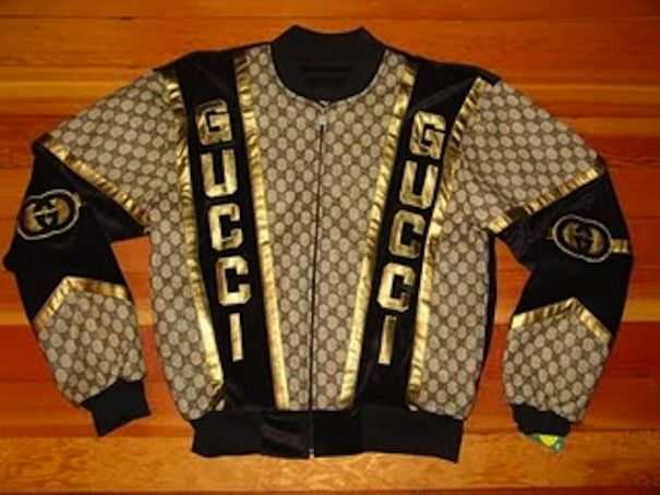 80's Gucci jacket