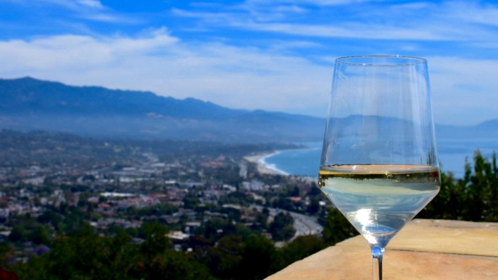 Santa Barbara's beauty helps with relaxation. - Travis Spencer