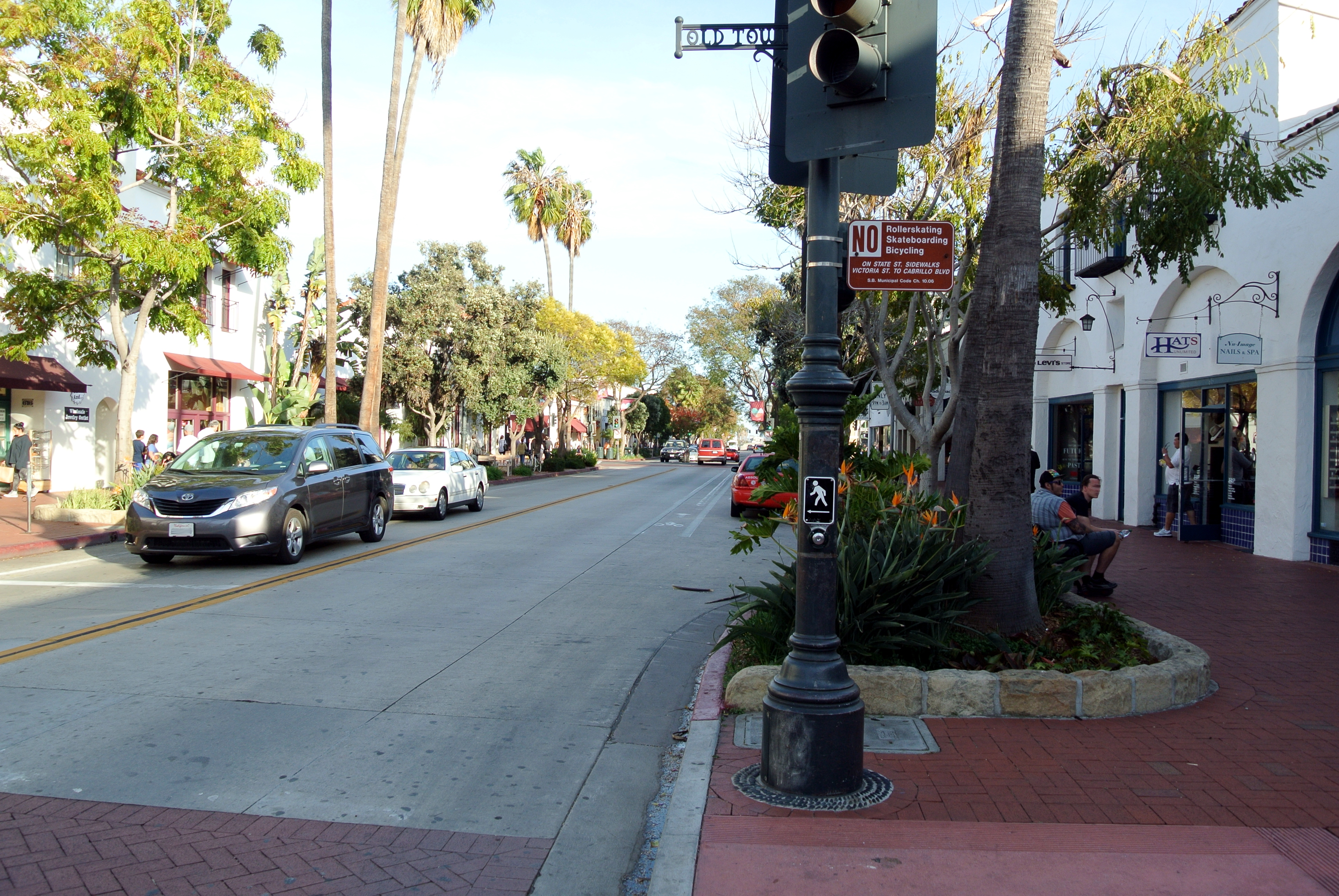 six lunches under 6 in downtown santa barbara