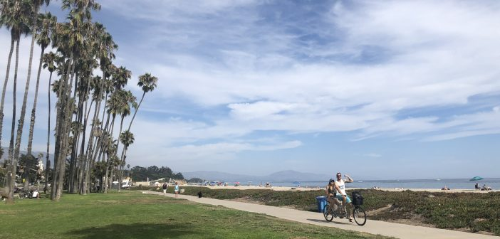 Cruising Through Charming Santa Barbara