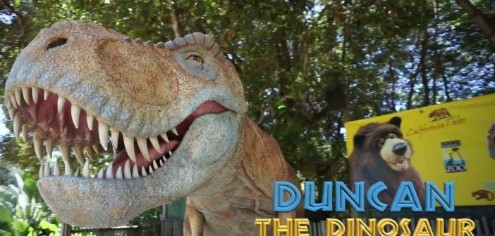 Dinosaurs at the Zoo? Creating A Conservation Connnection Through Puppets
