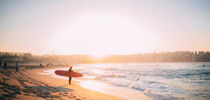 What Surfing Taught Me About Overcoming Trauma
