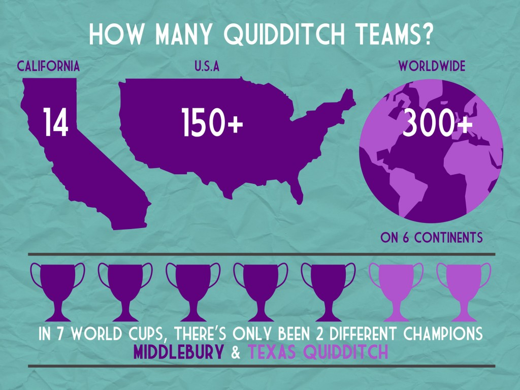 How Many Quidditch Teams?
