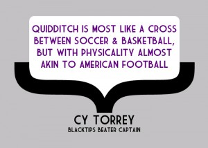 Cy Torrey Quote