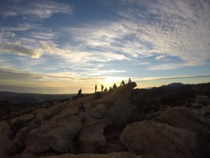 Hike up to Lizard's Mouth to see the sunset