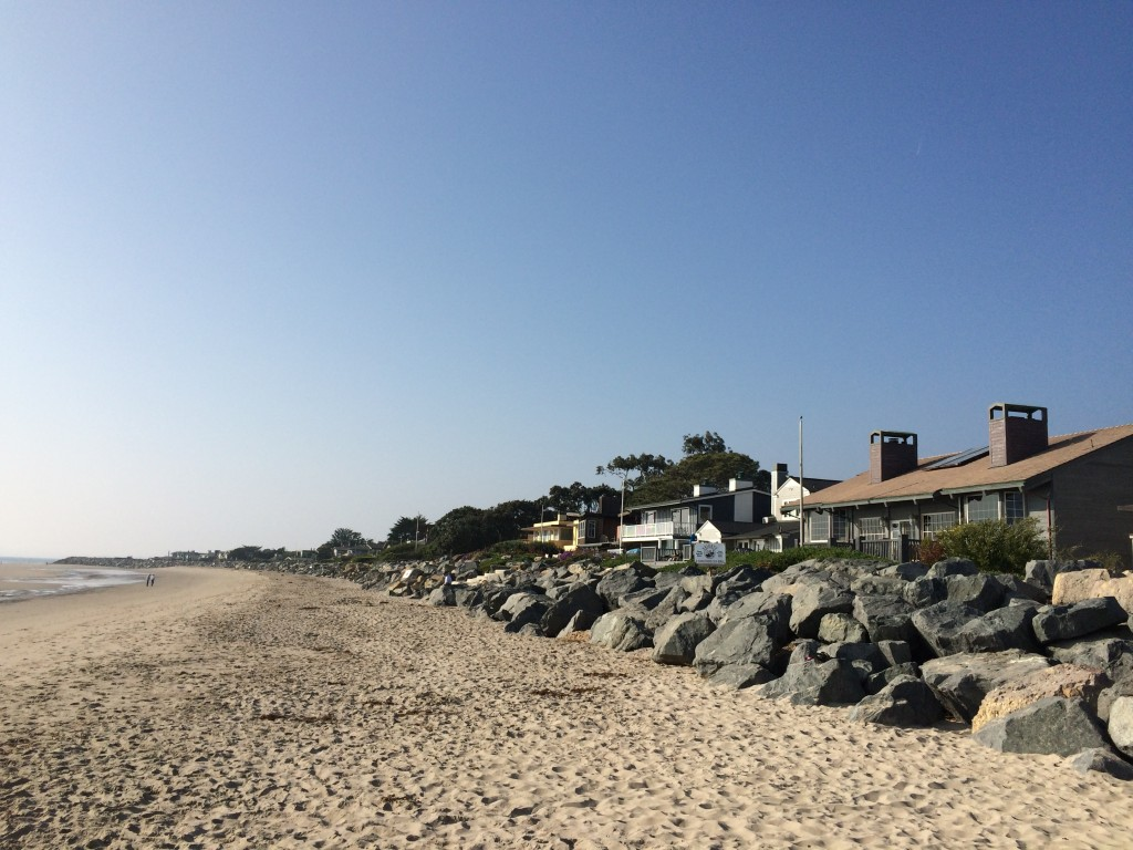 """Beautiful day in Carpinteria"" (Picture by Dimitri Chalupka)"