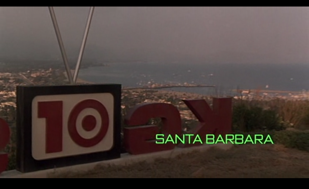 On TV Hill in Santa Barbara | My Favorite Martian | Disney