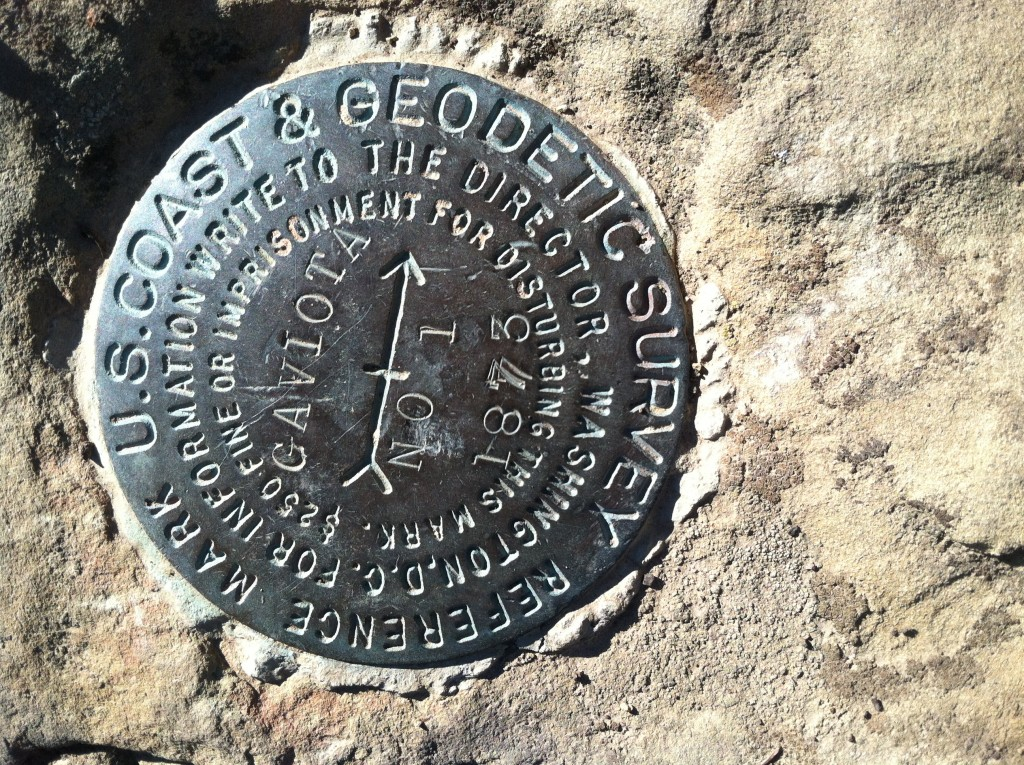 """Take a hike......Gaviota Peak"""