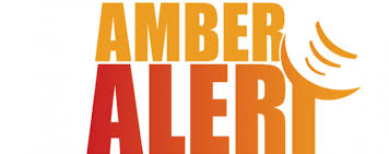 Amber Alert, a federal broadcast system, named after Amber Hagerman, a 9 year old who was abducted and murdered in 1996