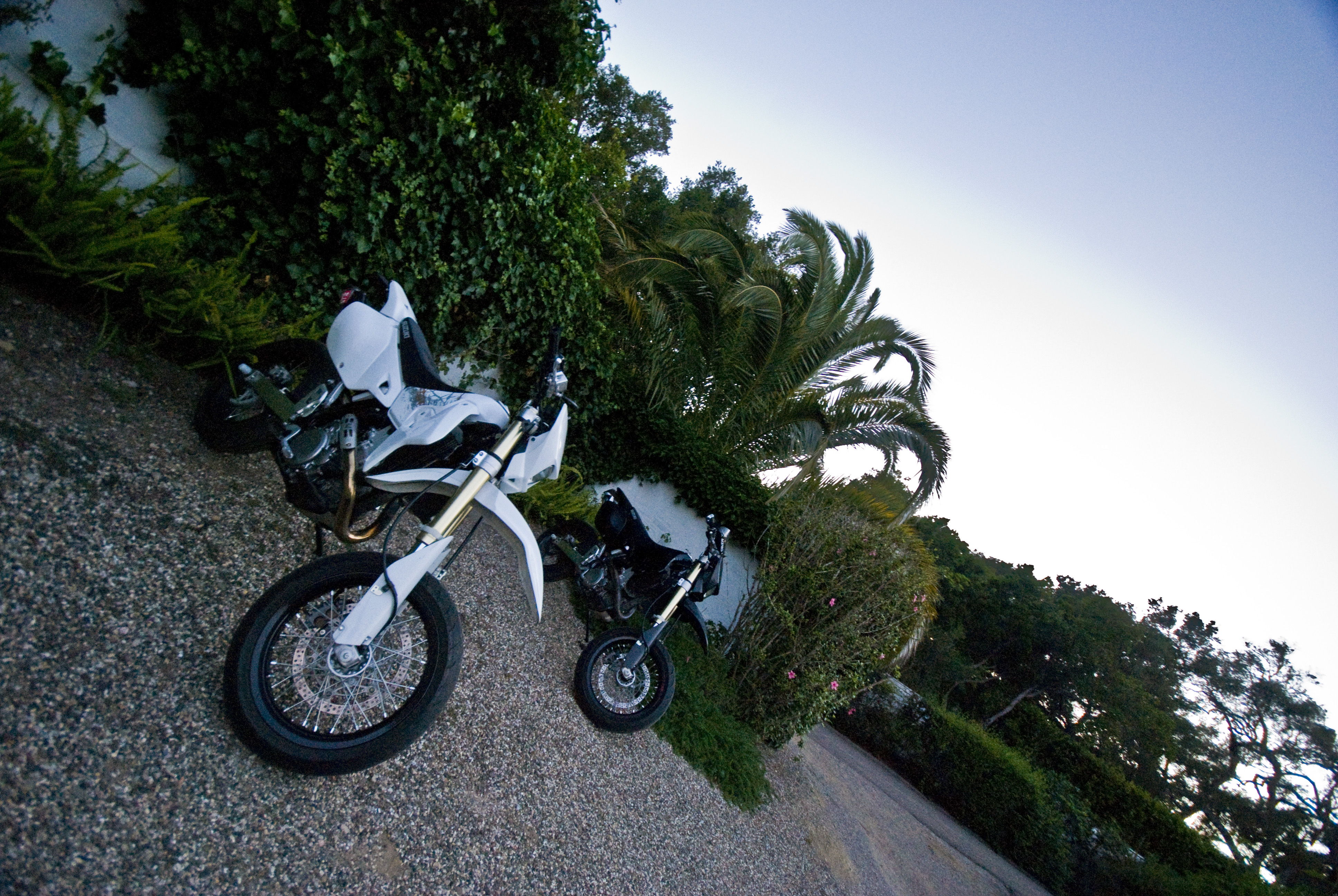 Nothing says summer vacation quite like the sound of a DRZ400 SuperMoto - Nick Salsbury