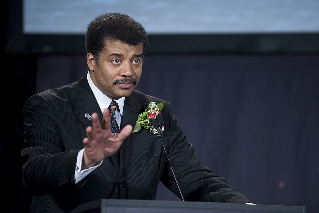 Host of StarTalk Radio with Neil Degrasse Tyson