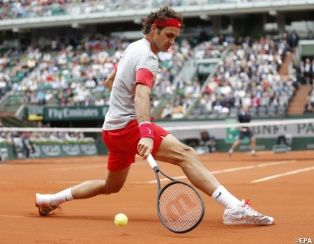 Federer starts to think about retiring, and wining this year would have ment a lot to him.