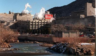Coors plant