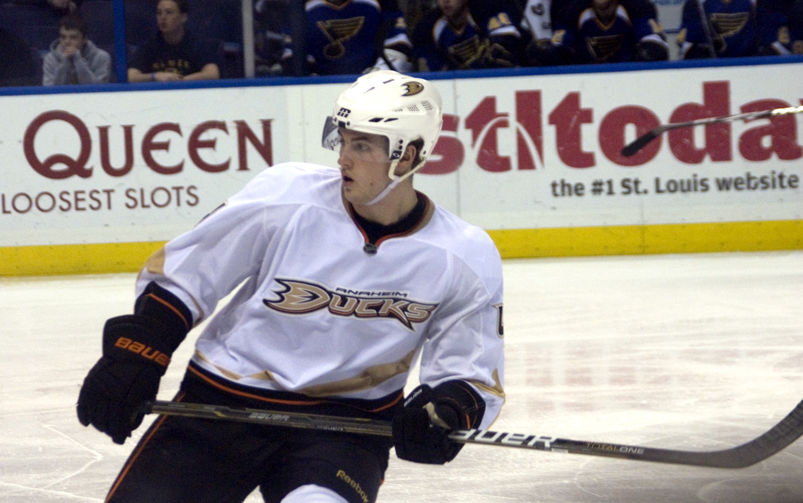 Cam Fowler of the Anaheim Ducks