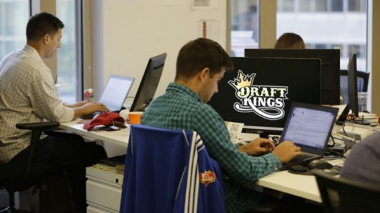 DraftKings Headquarters in Boston, Massachusetts