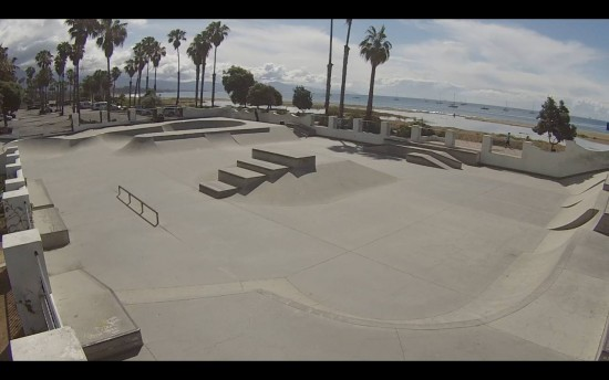 Located next to the beach, Skater's Point is considered a second to for many Santa Barbara based individuals.
