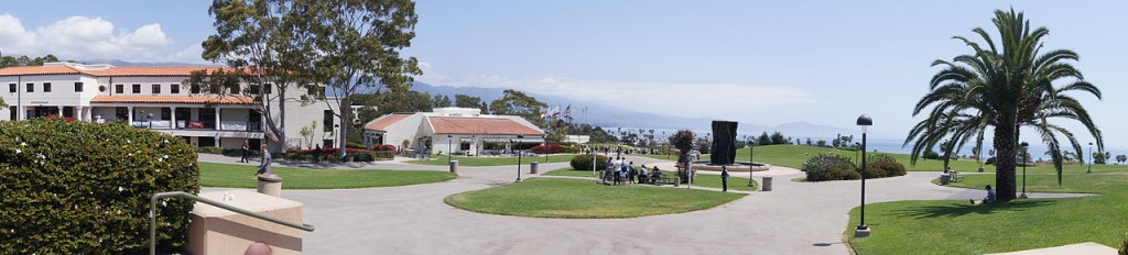 Picture from Santa Barbara City College´s West Campus