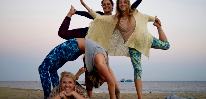 Yogi Movement: The Yoga Adventure I Didn't Think I'd Go on