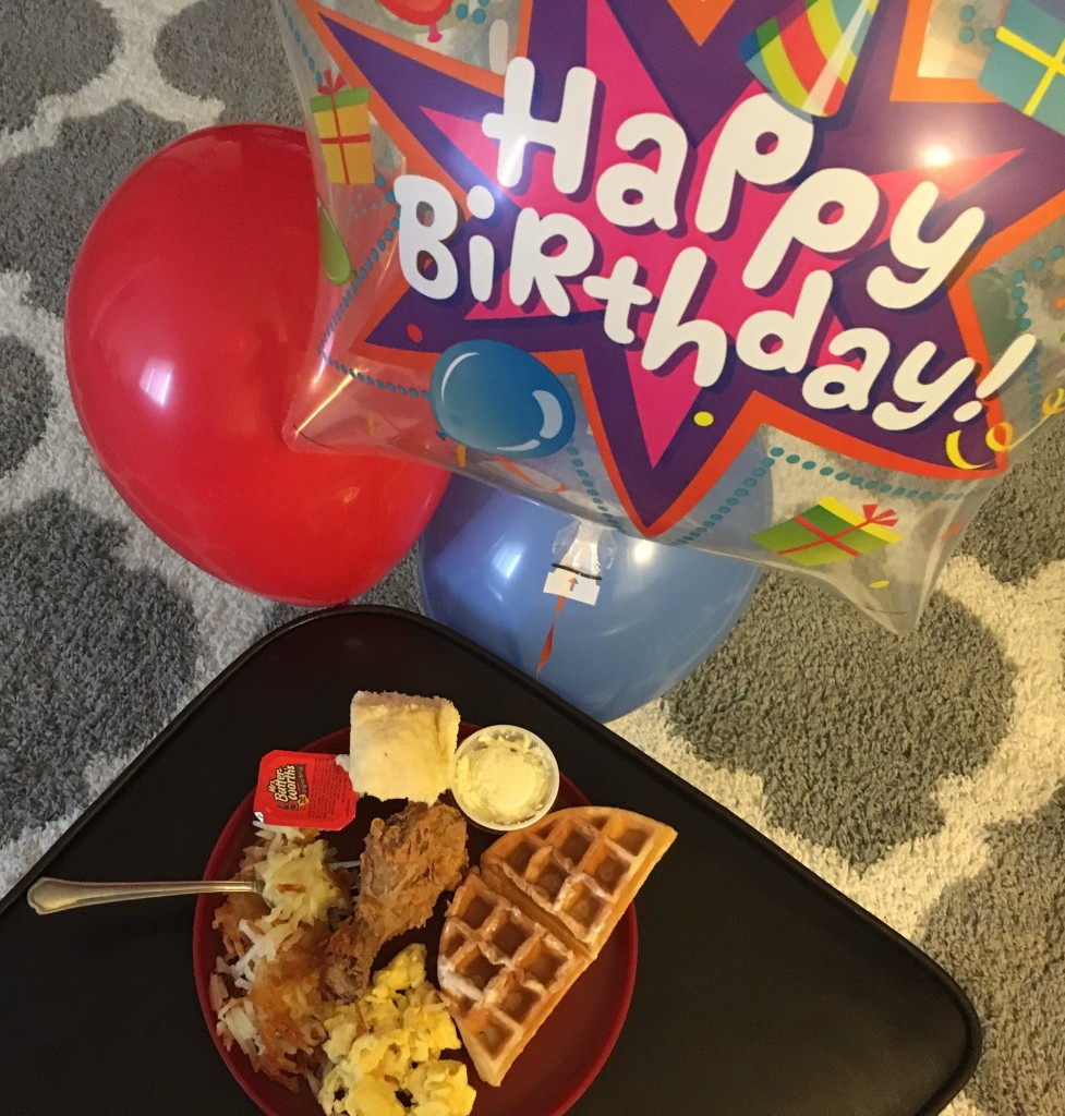 Birthday Breakfast! - Lia Durham