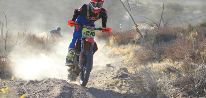 Interviewing Santa Barbara Local Motocross Racer Nathan Frohlich