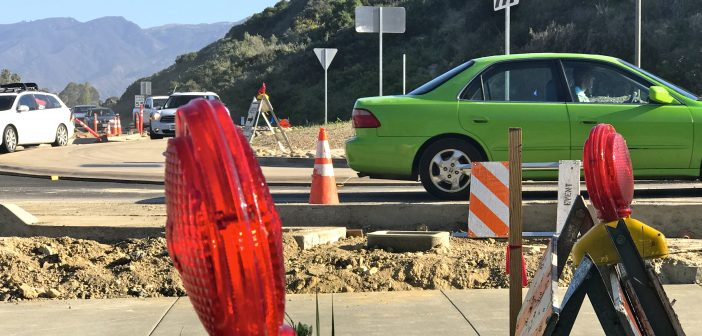Changing the Flow: Cliff Drive Gets a Roundabout